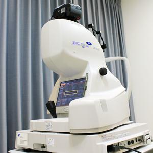 光干渉断層計/眼底カメラ